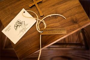 Trappist Casket