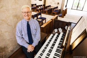We are blessed to have Marty Purtell at the keyboard on occasion for the Month's Mind Mass. Before he retired at the end of 2014, Purtell was the Music Director for more than 20 years at Christ the King Parish and prior to that he served in the same capacity at Sacred Heart Parish in downtown Tampa.