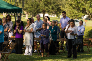All Souls' Day 2016 at Calvary Catholic Cemetery, Clearwater, Fla.